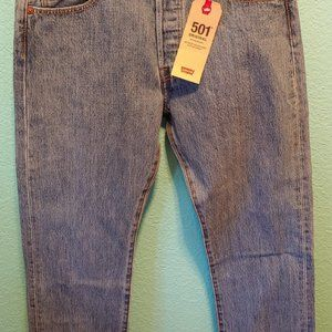 NWT Levi's 501 Jeans Original 32x30